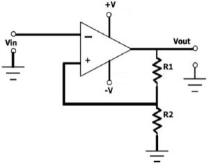 The circuit shown in the following figure is?